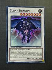 Scrap Dragon CT09 Super Rare - Limited ed - Yugioh Cards #NV