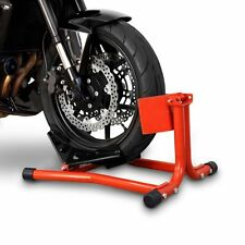 Motorbike Paddock stand front rear wheel for transport truck trailer mini van