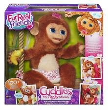 Hasbro Plüsch FurReal Friends Baby Äffchen Mädchen Spaß Spielzeug Affe Fur Real