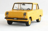 SMZ S3D AutoLegends USSR 1970. Diecast Metal model 1:43. Deagostini. NEW