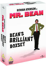 Mr Bean: Series 1 - Volumes 1-4 (20th Anniversary Edition) [DVD]