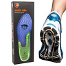 Sof Sole Airr Gel Shoe Inserts Arch Support Shock Absorbing Breathable Walking.