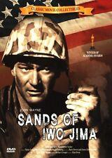 Sands of Iwo Jima (1949) New Sealed DVD John Wayne