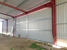 neuwertige Stahlhalle 14,00 m x 24,00 m x 5,00 m