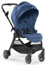Baby Jogger City Tour Lux Lightweight Compact Travel Stroller Iris w/ Bag