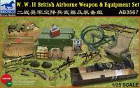 Bronco 1/35 3567 WWII British Airborne Weapon& Equipment Set