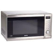 Igenix IG2060 Solo 20L 800w Digital Microwave Stainless Steel