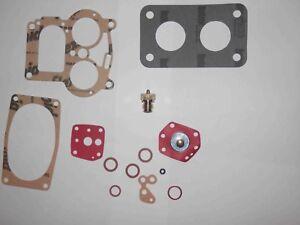 ALFA ROMEO/FIAT SOLEX 32 PAIA CARBURETOR BASIC REBUILD KIT