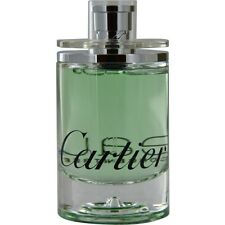Eau De Cartier by Cartier Concentrate EDT Spray 3.3 oz Tester
