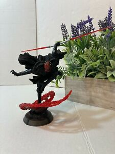 2005 HASBRO STAR WARS UNLEASHED DARTH MAUL LOOSE COMPLETE STATUE ACTION FIGURE
