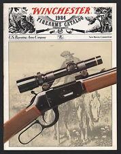 Winchester Firearms Catalog - 1984