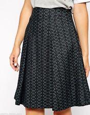 Mini-Damenröcke aus Baumwollmischung für Business-Anlässe