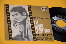 "I KENT 7"" 45 CAROLINE 1°ST ORIG ITALY BEAT '60 EX ! TOP COLLECTORS"