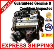 Holden Vectra Zaffira C18XE Engine Opel EcoTec - 141 000ks - Express