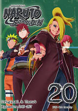 Naruto: Shippuden - Box Set 20 (DVD, 2014, 2-Disc Set)