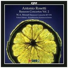 Bassoon Concertos 2, New Music