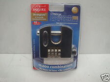 SQUIRE SHCB 65 STRONGHOLD CLOSED SHACKLE COMBINATION PADLOCK RATED 11