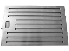 K-Star Range Hood K1007 K1008 K1009  Series Stainless Steel Baffle Filter 1 Set