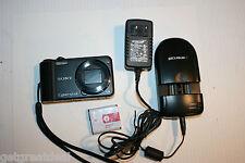 Sony Cyber-shot DSC-H70 16.1 MP Digital Camera - Black