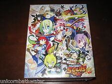 NEW Mugen Souls Limited Collectors Edition Sony Playstation 3 PS3 NIS