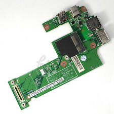 FOR Dell Inspiron 15R M5010 N501 DC Jack and I/O Board 0WXHDY DG15 09697-1 US