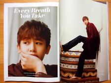 2PM Nichkhun/Cuttings 10P--Magazine Clippings/Instyle korea/October 2017
