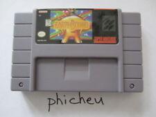 Earthbound SNES Super Nintendo USA version video game cartridge 16 bit NTSC