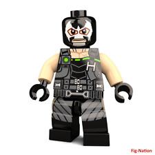 LEGO Custom Printed Arkham Origins Bane - Batman DC superheroes