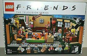 2019 Lego Ideas 21319 FRIENDS TV SHOW CENTRAL PERK - 100% Complete
