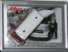 Schuco MERCEDES BENZ L319 mit Blechschild 1 87