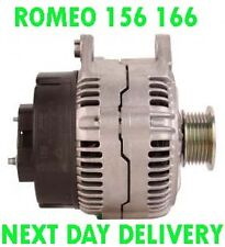 ALFA ROMEO 156 166 2.0 2.5 3.0 1997 1998 1999 2000 2001 & GT 2003 rmfd ALTERNATORE