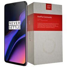 New Oneplus 6T Dual-SIM A6013 128GB/8GB RAM Purple Factory Unlocked 4G/LTE OEM