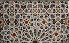 spanische Fliese maurische Wandfliese Keramik  Küche Spritzschutz Design Granada