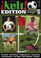 GoodTimes kult Bundesliga-Fußballer 1963 - 1989 Gerd Müller, Günter Netzer ...