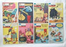 Lot Journal Tintin 581 795 743 826 591 816 808 BERCK / HERGE / BD