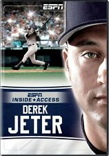 DEREK JETER  ESPN Inside Access NY YANKEES  (DVD)  BRAND NEW  NYY