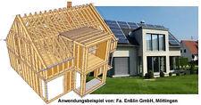 Abbund / Zimmerei / Programm / Software 3D Holzbauplanugen - WoodCon - Modul A+B