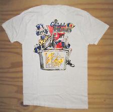 New RARE Grateful Dead summer 1989 tour US  t-shirt Gildan usa