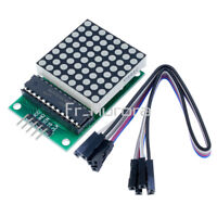 MAX7219 Dot Led Matrix Module MCU Control LED Display Module Board For Arduino