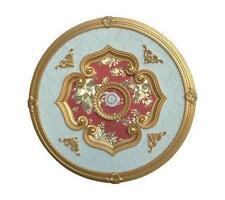 Round Ceiling Medallion 32 Inch