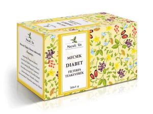 Mecsek Diabetic Tea Blend Blood Sugar Control Natural Premium Tea