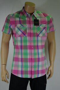 chemise homme manche courte  PEPE JEANS taille L modèle M32972 DUQUE