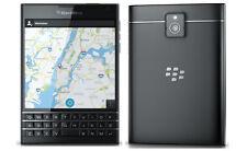 NEW UNLOCKED BlackBerry Passport SQW100-1 GSM Smartphone 32GB 4G LTE QWERTY KEYS