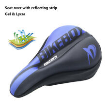 Comfortable MBT Mountain Bike Bicycle Seat Saddle Cover Gel Shockproof Cushion
