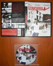 Gomorra [DVD] Cine Italiano Matteo Garrone,Salbatore Abruzzese,Simone Sachettino