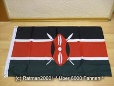 Banderas bandera kenia - 60 x 90 cm