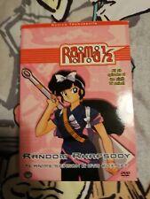 Ranma 1/2 Season 6 Random Rhapsody DVD Boxset