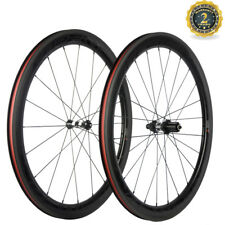 50mm Deep Carbon Wheels DT 350S Hub 25mm Width Superteam Road Wheel Sapim Spoke