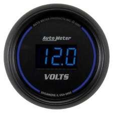 AUTO METER 2-1/16 Cobalt Voltmeter Gauge P/N - 6993