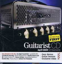 JOE BONAMASSA / MARTIN TAYLOR Guitarist CD GIT314 2009